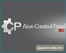 AionCP 1.1 Beta — Русская версия панели управления сервером Aion