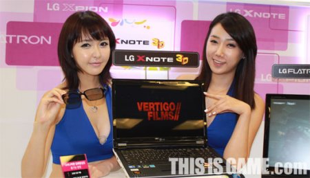 Аион будет доступен в 3D на ноутбуках и компьютерах фирмы LG