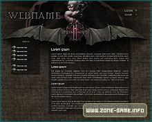 Dark Lineage - Дизайн сервера Lineage 2