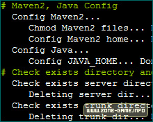 Скрипт для компилирования и установки сервера Aion Lightning на Linux