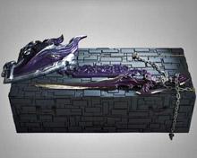 У настоящих фанатов появилась возможность приобрести меч и щит из игры Aion