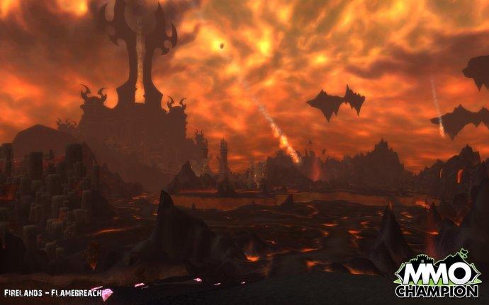 World of Warcraft 4.2 — Превью Рейдов в «Огненных Просторах»