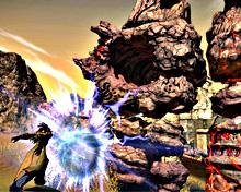 TERA — Апрельские скриншоты демонстрирующие боевые действия и красоту игрового мира