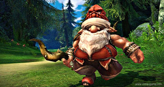 Redcaps — злобные жители лесов Tera