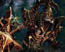 Scions of Lok — темный колдун в TERA