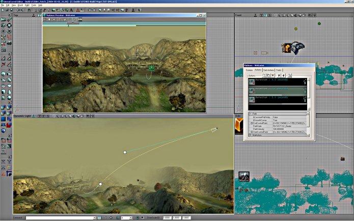 Редактор UnrealEngine2 Editor